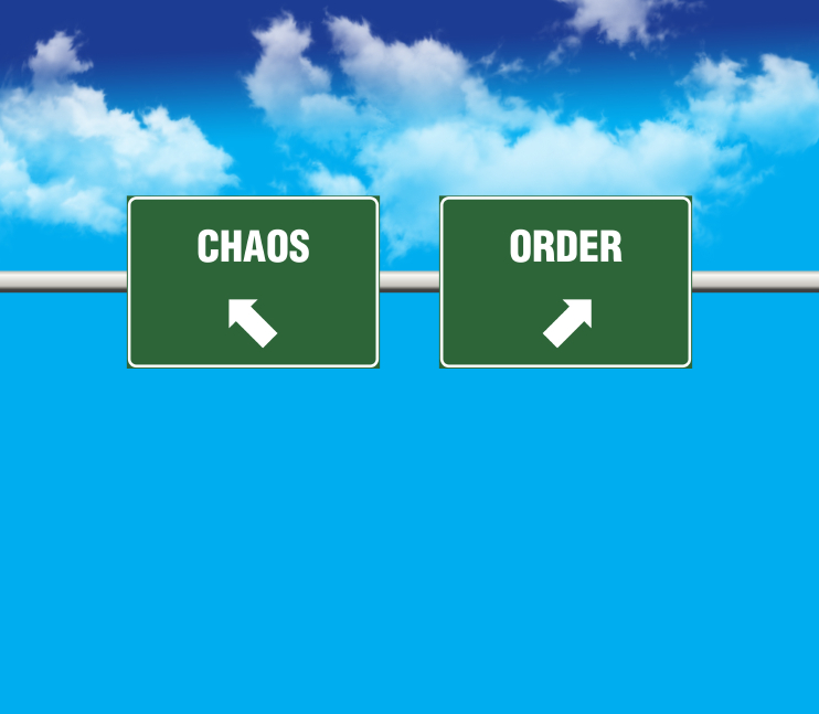 Green-road-sign-chaos-and-order-000052364086_Small