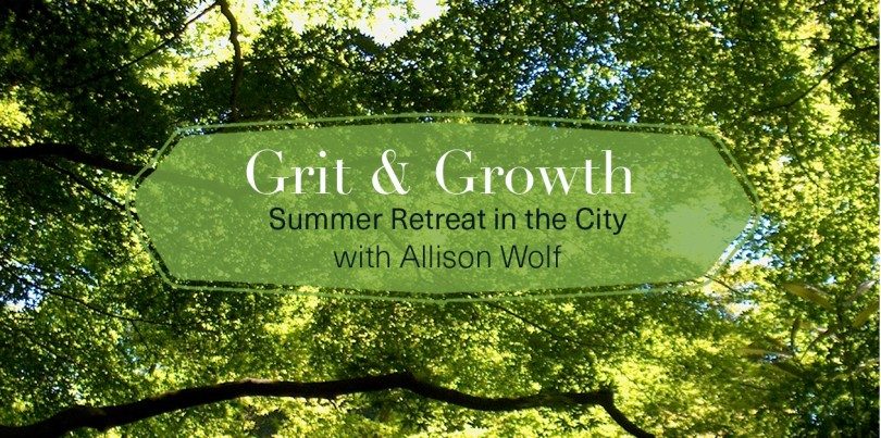 Grit And Growth Summer Retreat In The City July 20 In